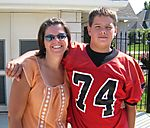 Mitch and mom